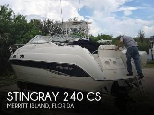 Stingray 240 CS