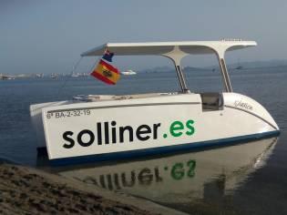 Solliner s catamaran