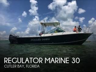 Regulator Marine Express 30