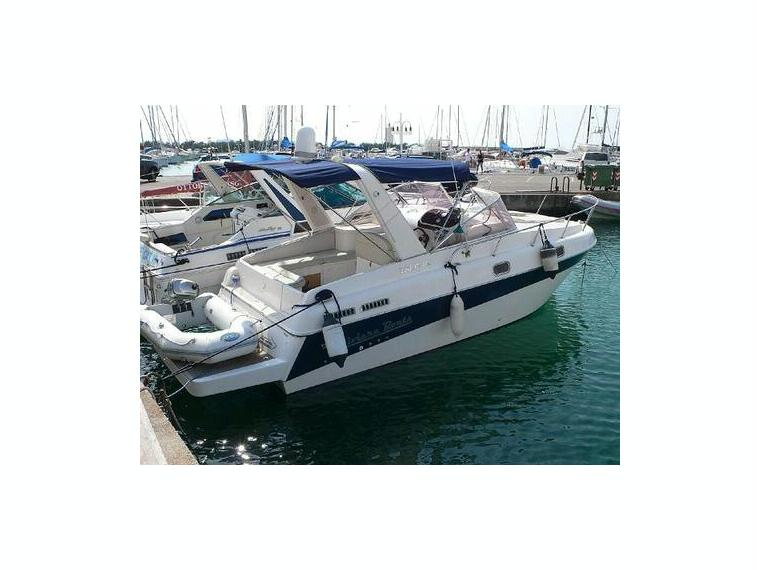Man marine 26 50 in toscana barche a motore usate 49537 for Cabine marine di grandi orsi