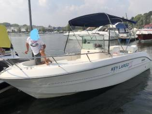 Sessa Marine Key Largo 22