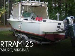 Bertram 25 Sportfish