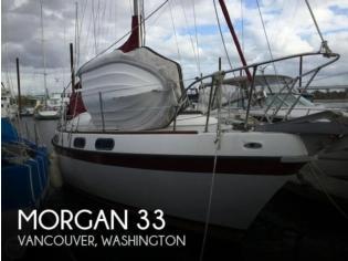 Morgan 33 Out Island