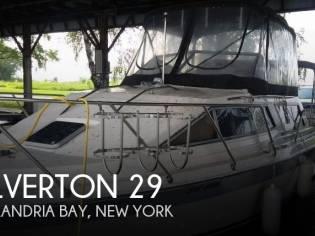 Silverton 29 Sports Cruiser
