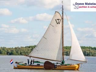 Dutch Barge, Skutsje 16.63