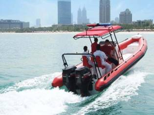 Ocean Craft Marine Fire-Fighting 8.0M