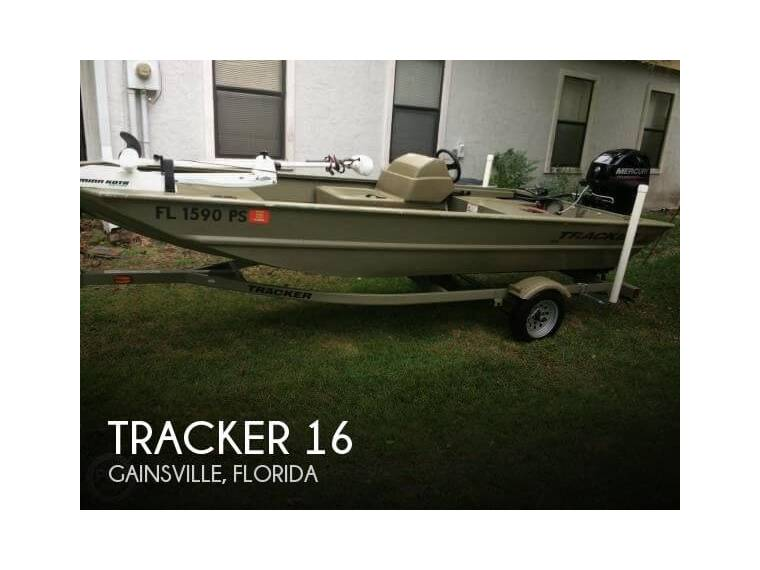 Tracker Grizzly 1648 SC in Florida | Imbarcazioni aperte