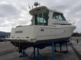 Starfischer 8 40 y amarre