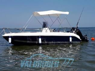 Custom Open Boat Italia Dakota 17