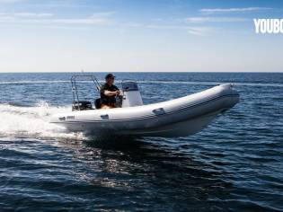 Brig Falcon Rider 500 Luxe