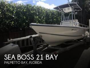 Sea Boss 21 Bay