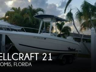 Wellcraft 210 Fisherman