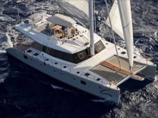 Sunreef 62 catamaran