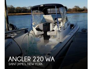 Angler 220 WA