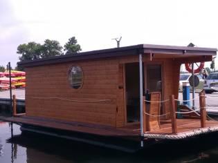 H20 Houseboat ZOE 800 Plus Boat