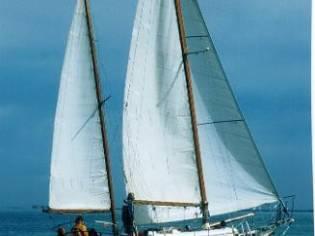 Custom Chung Hwa Boat Taiwan Ketch 36