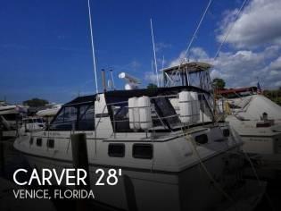 Carver Riviera 28 Aft Cabin