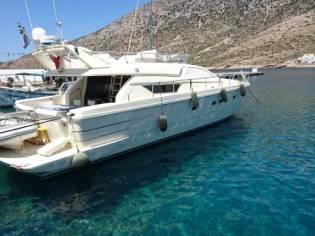 Ferretti Yachts 165