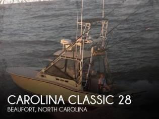 Carolina Classic 28 Express Fisherman