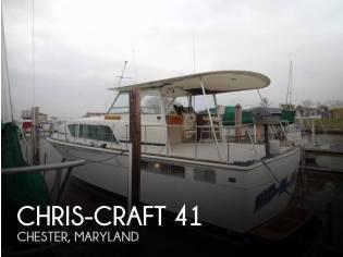 Chris-Craft 410 Commander