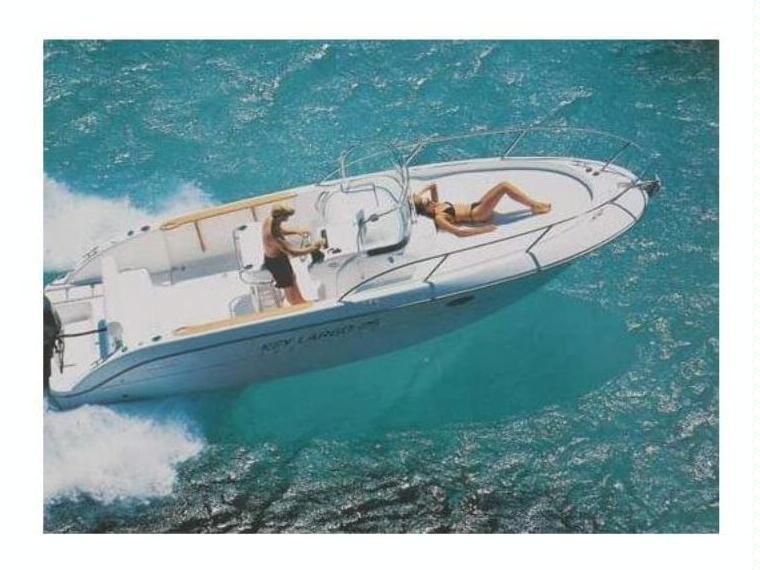 sessa marine key largo 25 in m san giorgio lance usate 66546 inautia. Black Bedroom Furniture Sets. Home Design Ideas