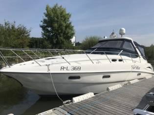 Sealine S38 VERKAUFT Motorboot