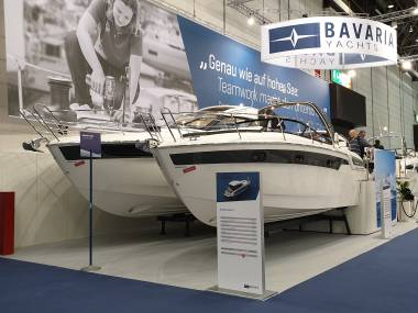Bavaria S29 Open en STOCK