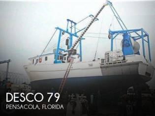 Desco 79 Work Boat