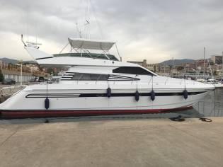 Astondoa Yachts 58