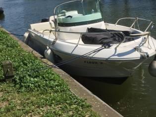 Sessa Key Largo 22 deck