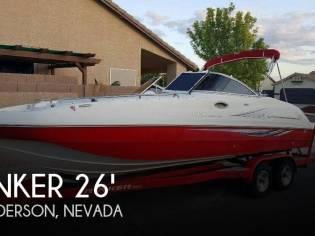 Rinker Captiva 240 Deck Boat