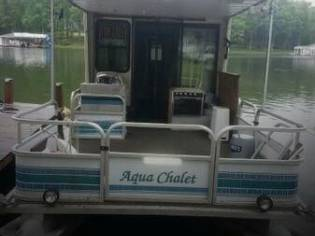 Leisure Kraft 30 House Boat