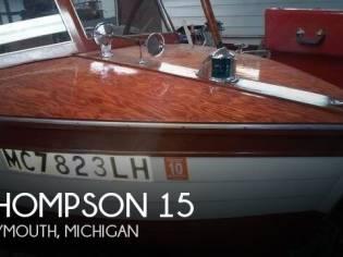 Thompson Sea Lancer