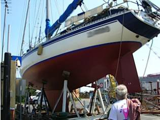 Barca a vela Sparkman & Stephens CT 43 HUNRAKEN