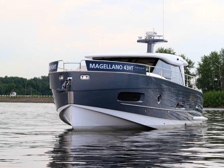 Magellano 43 HT