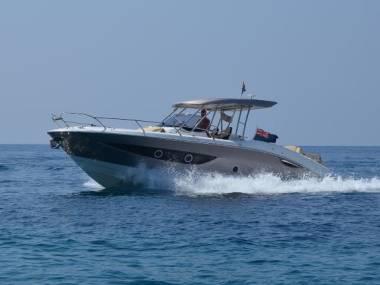 Sessa Marine Key Largo 34