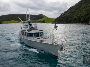 Circa Marine FPB 64 Orca