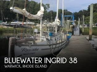 Bluewater Yachts Ingrid 38
