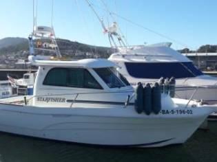 Starfisher 780 Sedan