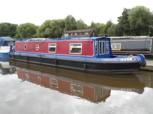 Sea Otter 41' Narrowboat