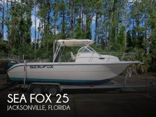 Sea Fox 257WA