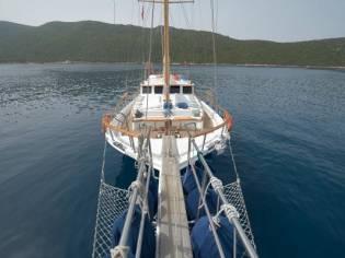 Gulet 24m Exclusive luxury charter