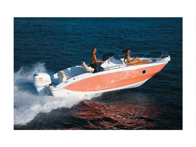 Open 7 metri in veneto barche a motore usate 67706 inautia for Barche al largo con cabine
