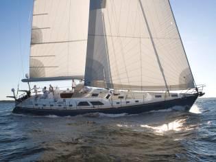 Hylas 70 centreboard cruiser