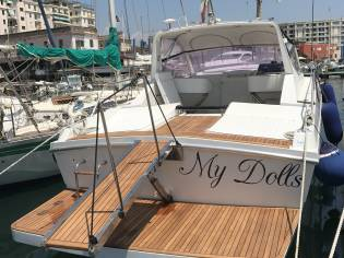 Franchini Motoryacht 35