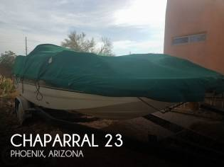 Chaparral 232 Sunesta Limited Edition