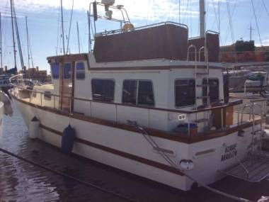 Colvic Trawler