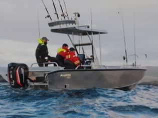 Alukin Pro Fishing 650
