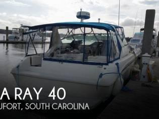 Sea Ray 400 EC