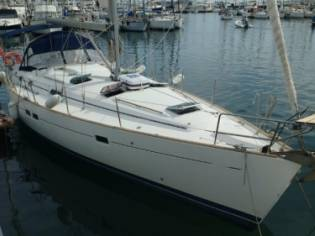 BENETEAU OCEANIS 411 FJ44822